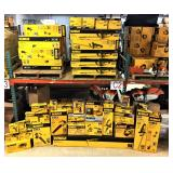 Approx. $100,000 Retail value of new DeWalt tools