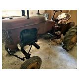 Masey Harris Pony Tractor