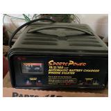 6 & 12v battery charger