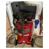 Craftsman 5HP air compressor