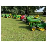 Tractors, Lawn Tractors, Tools, Furniture, Household & More