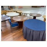 Assorted tables & store fixtures