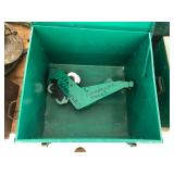 Greenlee roller support unit in box