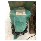 Greenlee 980 hydraulic power pump