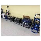 Powerhouse pressure washers & generators