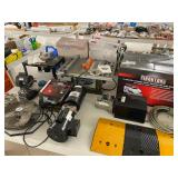 Concentric Hyd power units, Makita table saw,