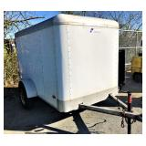 2004 Pace American 5X8 Cargo trailer