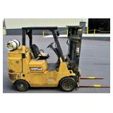2001 Cat GC40K LP Forklift