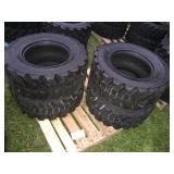 New Skidloader Tires