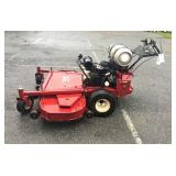 2013 60inch Exmark Walk-Behind Mower