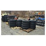 New Skid loader Attachments And Tires (File Photo)