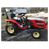 Branson 2400 4x4 Tractor