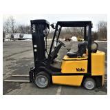 1997 Yale 6500lb LP Forklift