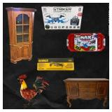 Variety Auction, Furniture, Antiques, Tools & Box Lots