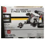 18V 2-Pc Tool Kit