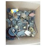 ASSORTED OIL LAMP BURNERS & PARTS