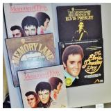 ASSORTED ELVIS RECORD SETS