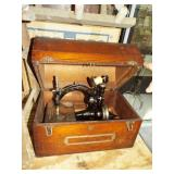 SEWING MACHINE WITH CASE