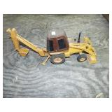 CASE BACKHOE TOY