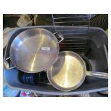 Pot & Pans and more Cooking ware