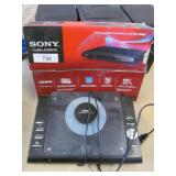 Sony DVD Player and CD Player