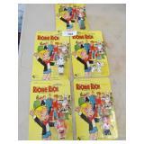 5x 1980s Richie Rich Figures MOC