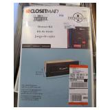 3x Closetmaid Drawer Kits