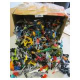 Lego bionicle lot 9lbs mixed