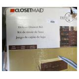 Closetmaid Deluxe Drawer Kit