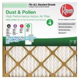 Case 12 Rheen 20x36x1 Air Filters