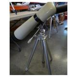 Zhumell 30-90x118 Spotting Scope w Tiltall Tripod