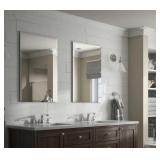 Delta Rectangular Frameless TRUClarity Mirror