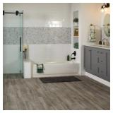 101 sqft LifeProof Shadow Wood 6x24 Tile