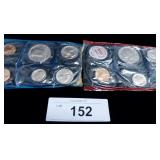 1972 US Mint Uncirculated Set