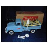 Buddy L Milk Truck (Dairy Farm) w Box