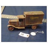 CW Brand Coffee Truck, 1920