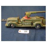 Linemar antin-aircraft military car - made in USA