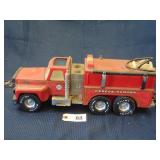 Nylint toy rescue pumper fire truck