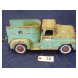 Tonka toy horse truck
