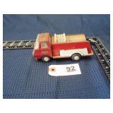 Tonka toy fire truck