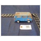 Tonka toy blue van
