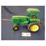 Ertl John Deere toy tractor