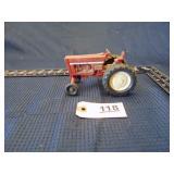 Ertl toy International tractor