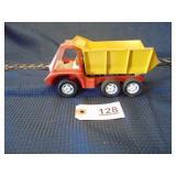 Hubley 1969 Gabriel Industries toy dump truck