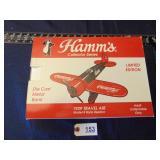 Hamms airplane 1929 Travel Air Model R