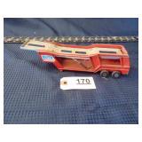 Matchbox 1976 car hauler toy
