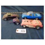3 car models