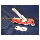 Tootsie Toys ladder fire truck