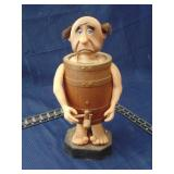 battery operated barrel man