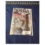 4 Kiss Psycho Circus comic books